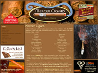 Mercer Cigars