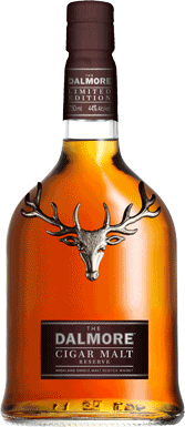 The Dalmore Releases Gold Medal Cigar Malt Reserve
