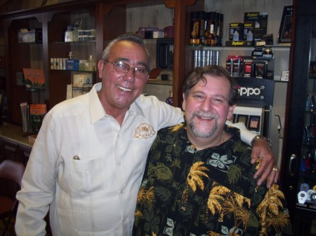 Don Pepin Garcia and Hal