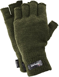 Fingerless Gloves - a Must-Have Accessory for Smoking Cigars in Winter