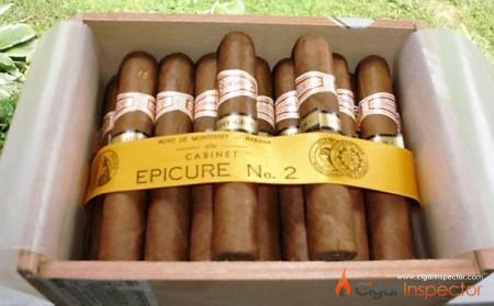 Hoyo de Monterrey Epicure #2 (open box)