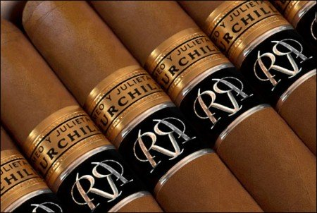 Romeo y Julieta Gran Reserva Wide Churchill
