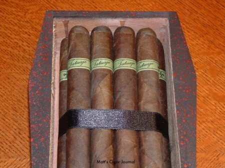 Box of Tatuaje The Frank