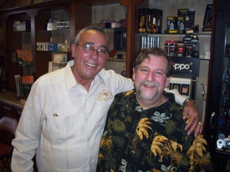 Don Pepin Garcia and Hal