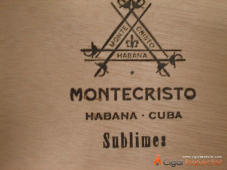 Montecristo Sublime