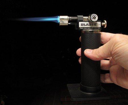 The Blazer Piero Micro Torch
