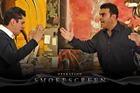 Christian Eiroa in Operation Smokescreen