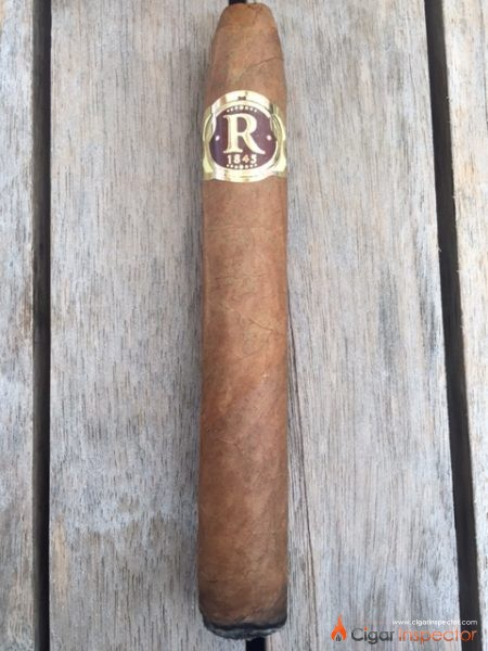 5 Vegas Gold Maduro Robusto Cigar Review - YouTube