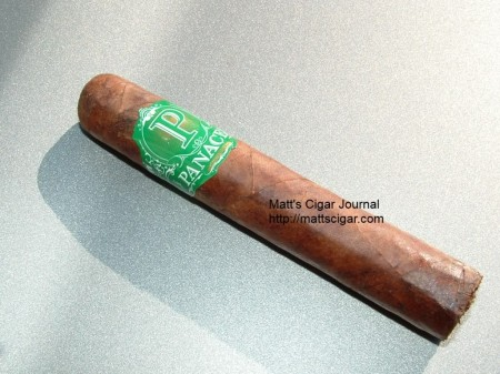 Panacea Green Robusto