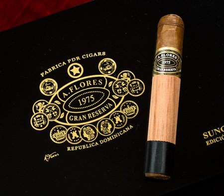 A. Flores Gran Reserva Sun Grown Robusto