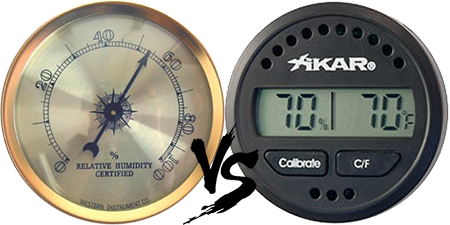 Analog vs. Digital Hygrometer: Which Is Better?
