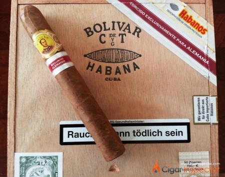 Bolivar Colosale (German Regional Edition)