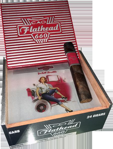 CAO Flathead V660 Box
