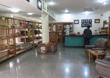 Cigar Shop at the Hotel Comodoro