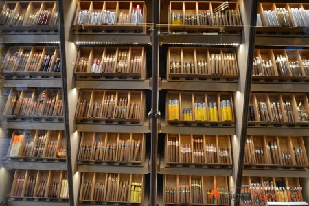 Buying cigars in Vienna