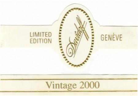 Davidoff Vintage 2000