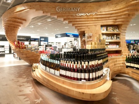 Frankfurt Airport Cigar Shop