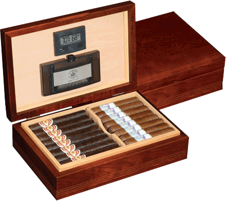 How to get rid of unwanted smells in a humidor?