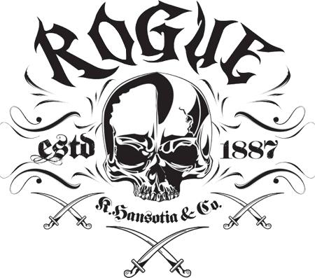 Gurkha The Rogue logo