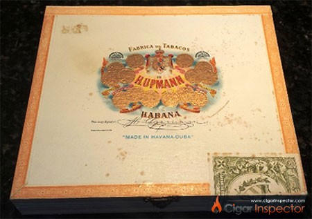 H. Upmann Naturals Box