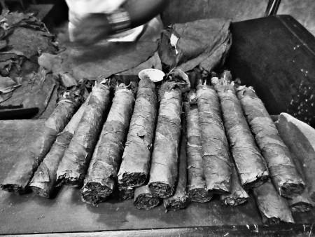 Havana Custom Rolled Cigars