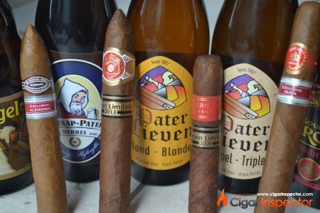 How to pair cigars and beer