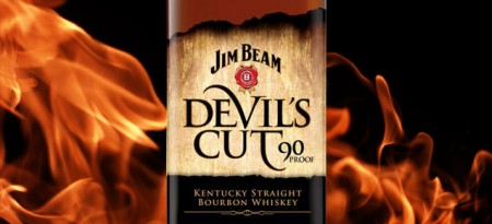 "Jim Beam ""Devil's Cut"""