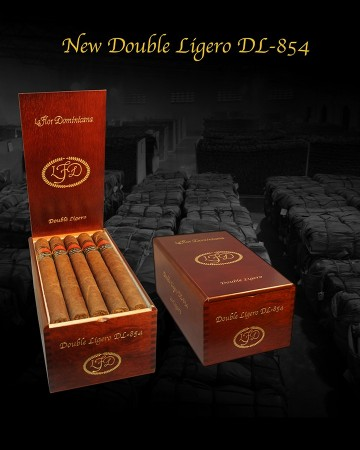 La Flor Dominicana Double Ligero DL-854