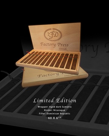 La Flor Dominicana Factory Press Limitado