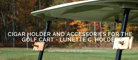 Lunette C Cigar Holder