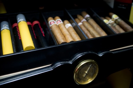 Cigar Storage: Optimal Temperature and Humidity
