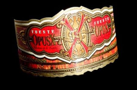 Arturo Fuente Opus X Band