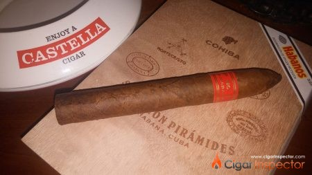 Partagas Seleccion Piramide