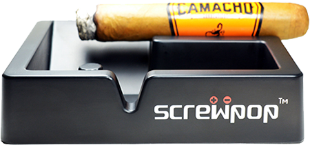 Screwpop Cigar Ashtray