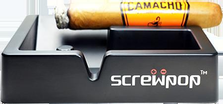 Screwpop Cigar Ashtray