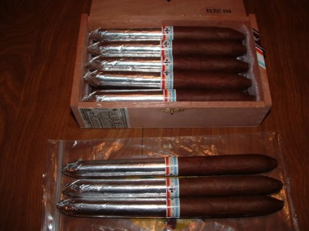 Box of Tatuaje RC 184