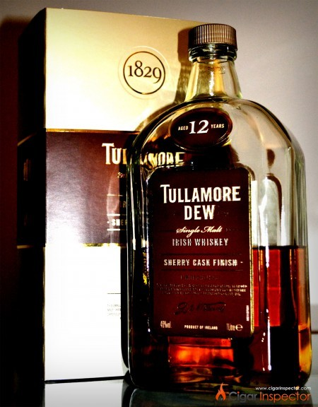 Tullamore Dew 12 Year Old Sherry Finish