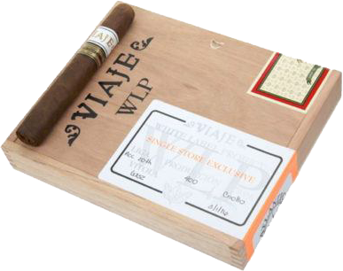 Viaje exclusive cigar for Atlantic