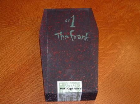 Box of Tatuaje The Frank